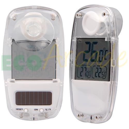 solar min max thermometer