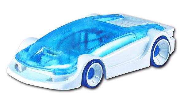 POWERPLUS Marlin fuel cell car