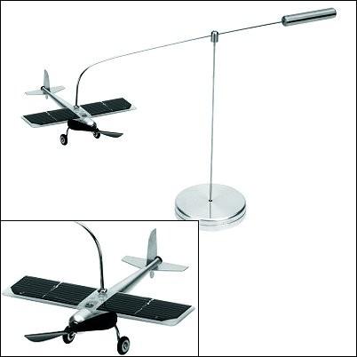 solar aeroplane