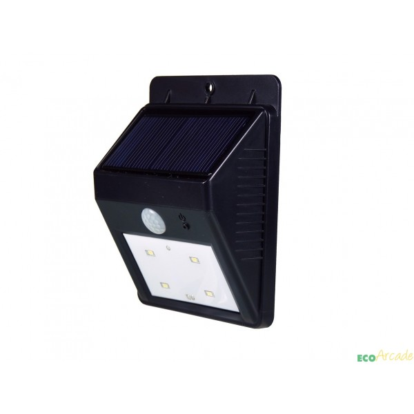 POWERPlus Cat Solar powered PIR security light