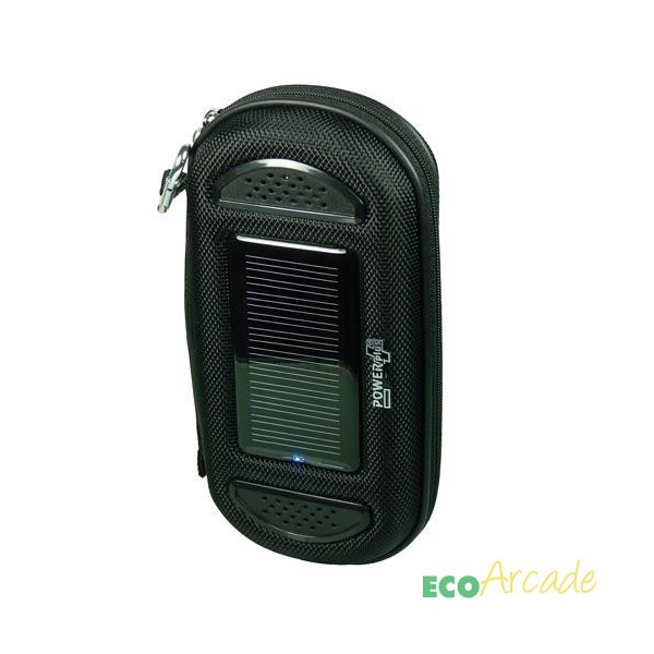 POWERplus® Jaguar Solar and USB Powerbank Charge Mobile Pouch