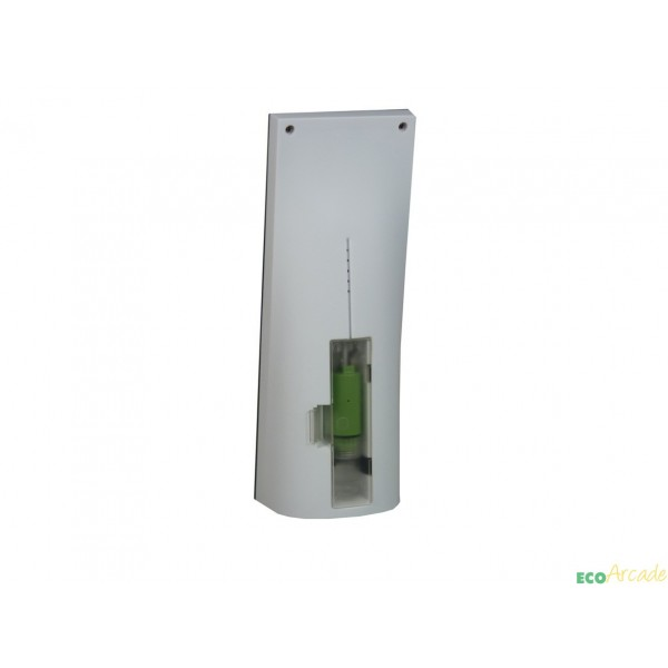 H2O water fuel cell powered weather station