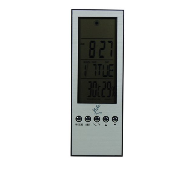 H2O weather station