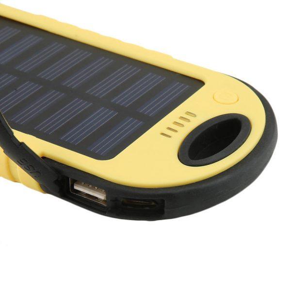 rugged solar powerbank