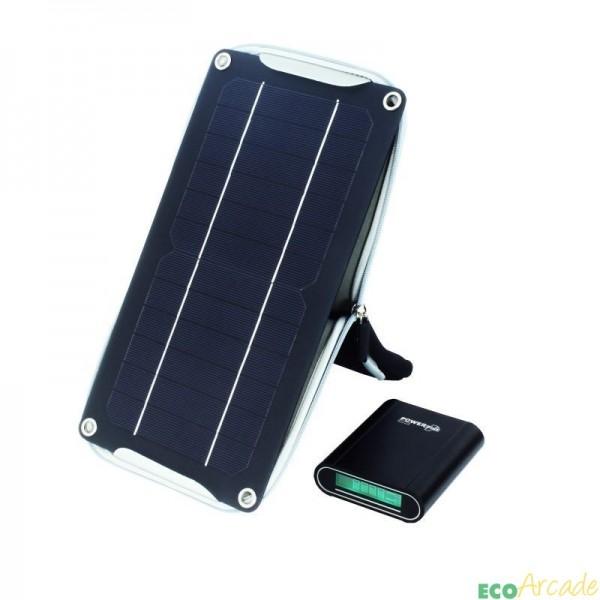 POWERplus Crocodile solar charger & powerbank