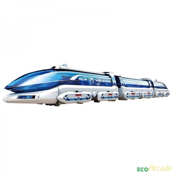 Magnetic Floating Train by POWERplus
