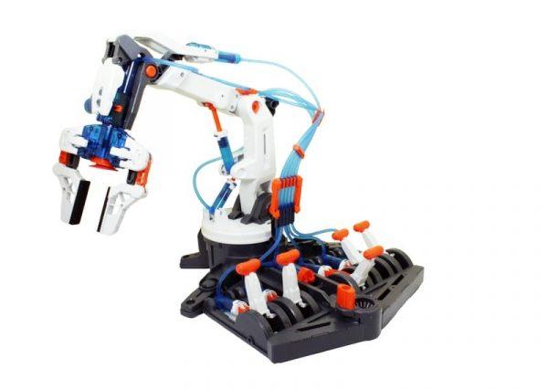Octopus - hydraulic robot arm