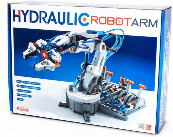 Hydraulic Robot Arm box