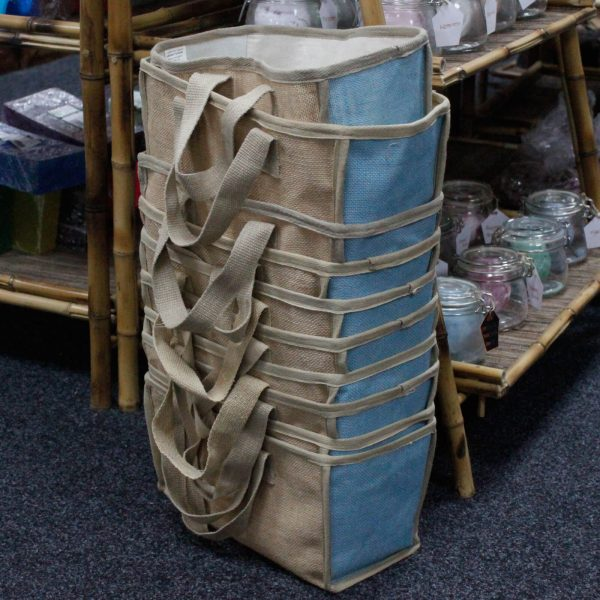 Juet shopping bags stackable
